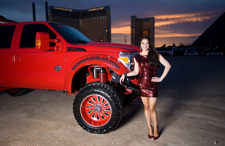 """""""Big Sexy"""" 2015 Ford F-350 Drives Insurance Agent's Business Forward"""