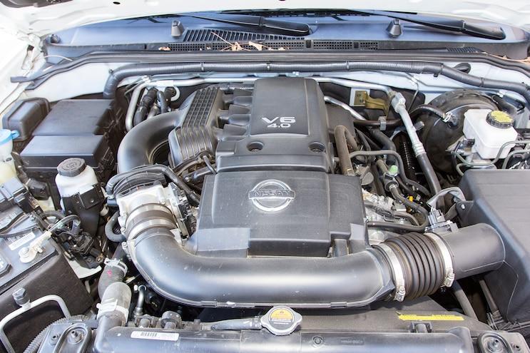 009 2016 Nissan Frontier Pro 4X