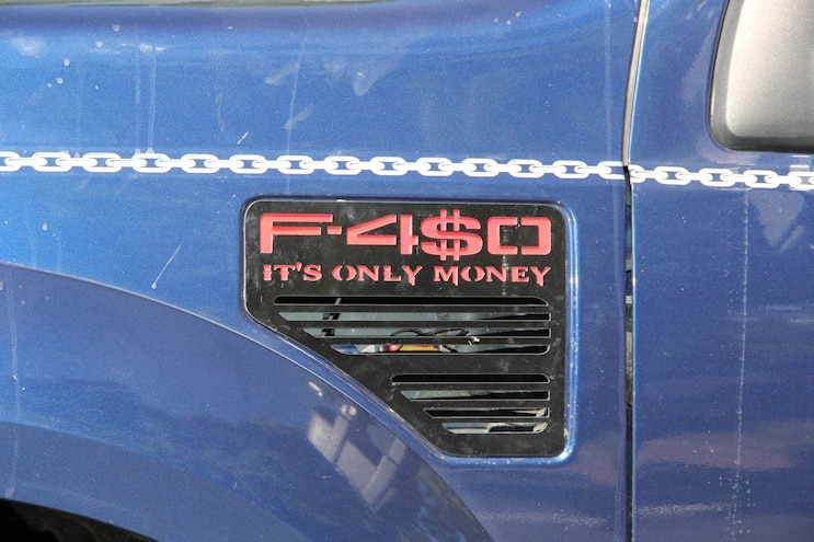 Diesel Power Challenge 2016 Ford F 450 Its Only Money