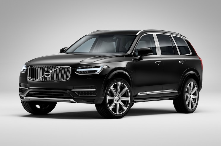 Volvo XC90 Excellence Writes Swedish Autobiography