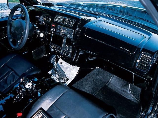 1998 Nissan Frontier King Cab Custom
