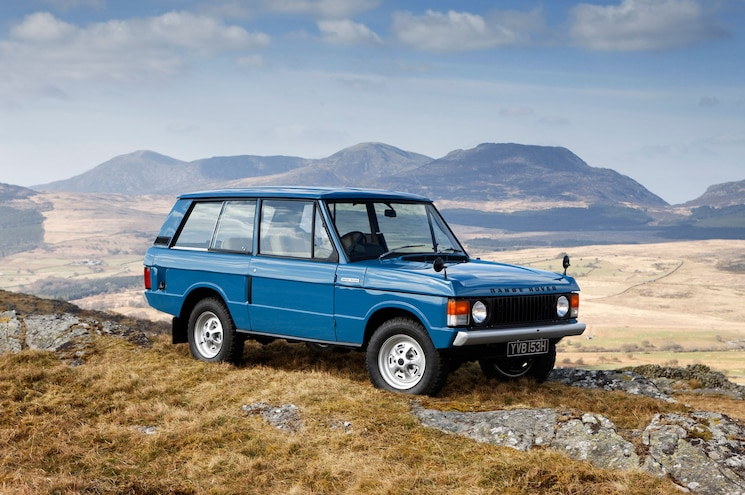 New Heritage Division to Keep Older Land Rover SUVs Healthy