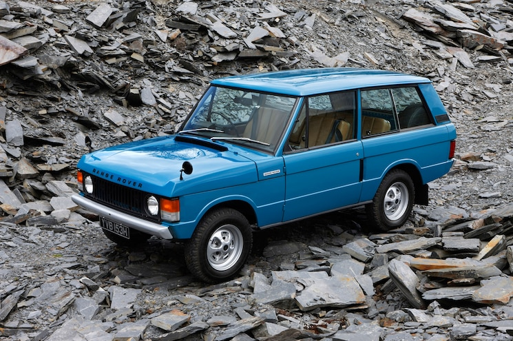 1970 Land Rover Range Rover Classic Heritage Division 02