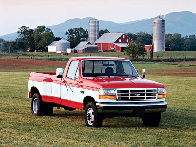 ford Power Stroke Diesel 1994 Ford F350
