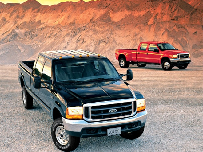 Ford's Power Stroke Diesel History - Diesel Tech - Diesel Power Magazine