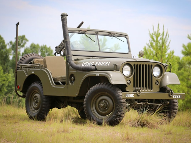 Celebrate 75 Years of Jeep at the Inaugural Omix-ADA Jeep Heritage Expo
