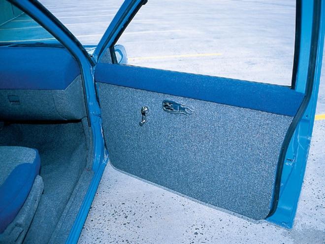 1992 Nissan Hardbody door Panel