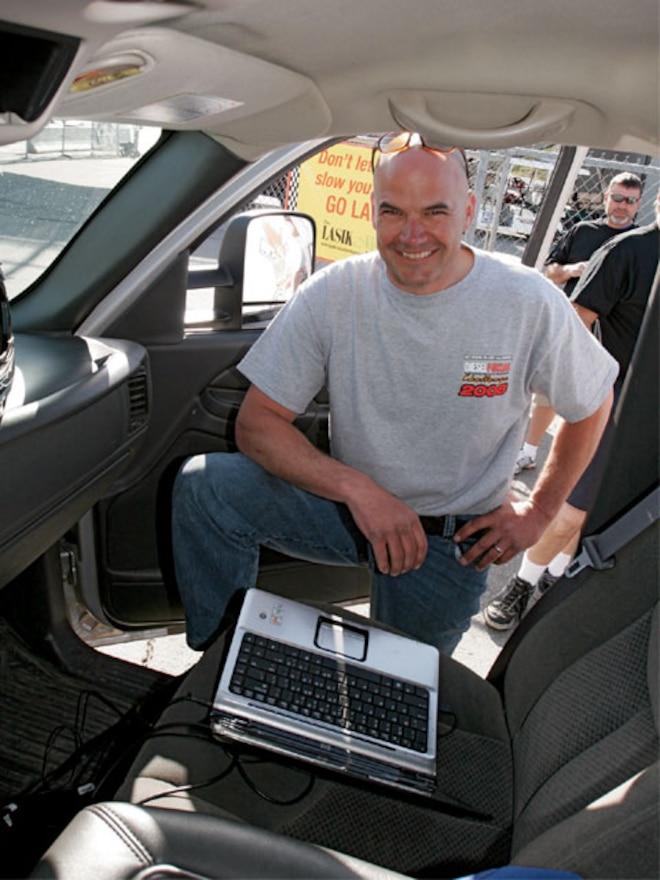 2008 Diesel Power Challenge Trucks rob Coddens
