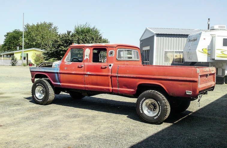 1997 f350 truck bed