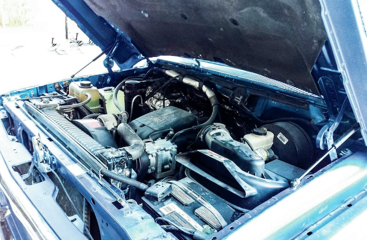 Ford 7 3l Power Stroke Engine