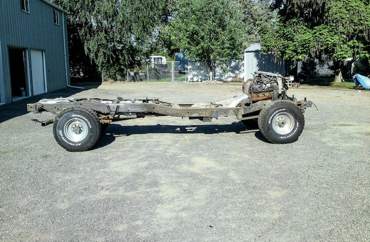 Ford Truck Chassis