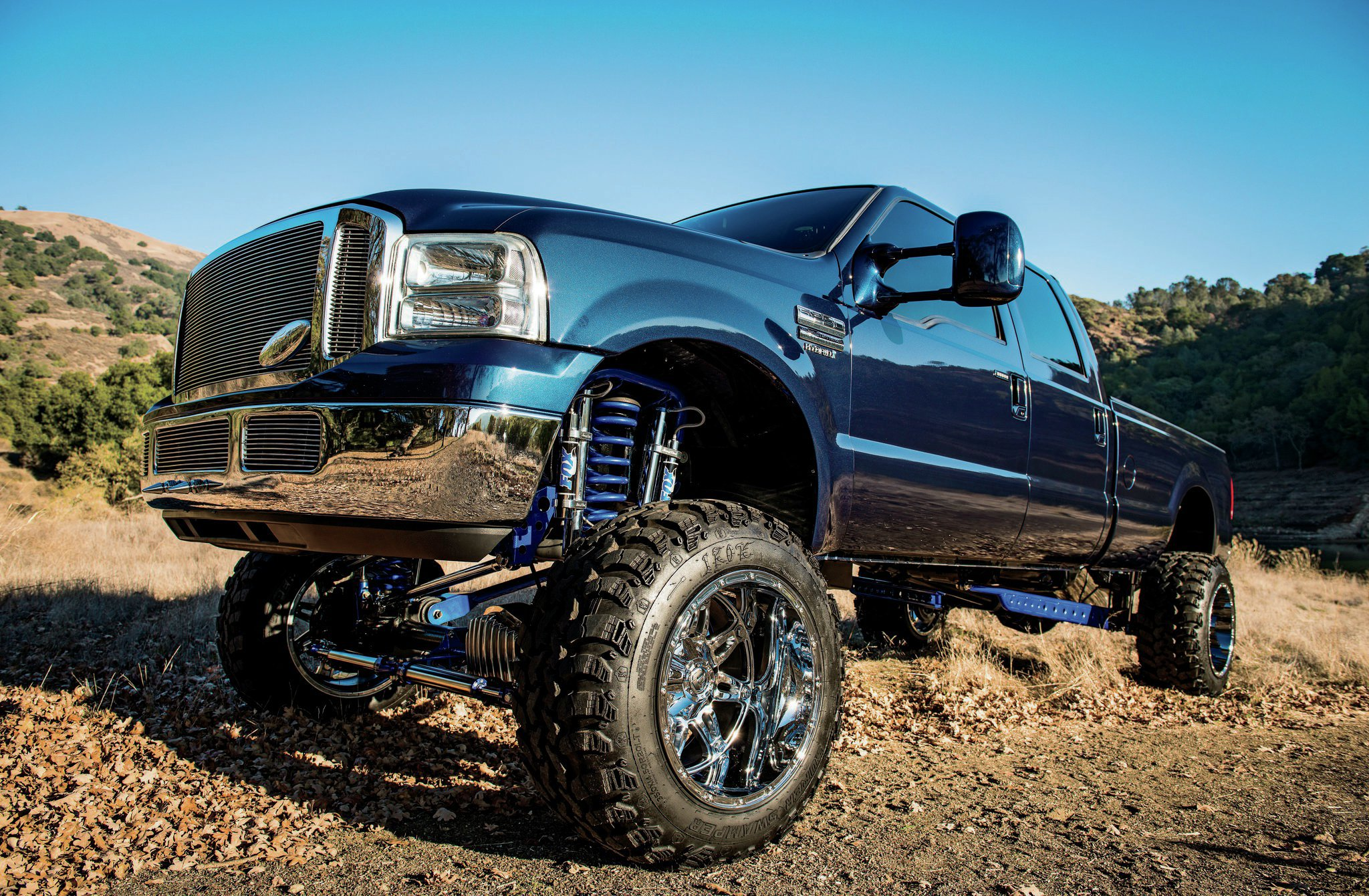 A 643hp 2006 Ford F 250 Built For The Loving Lolly
