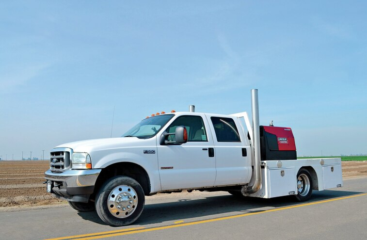Ford Super Duty Work Truck