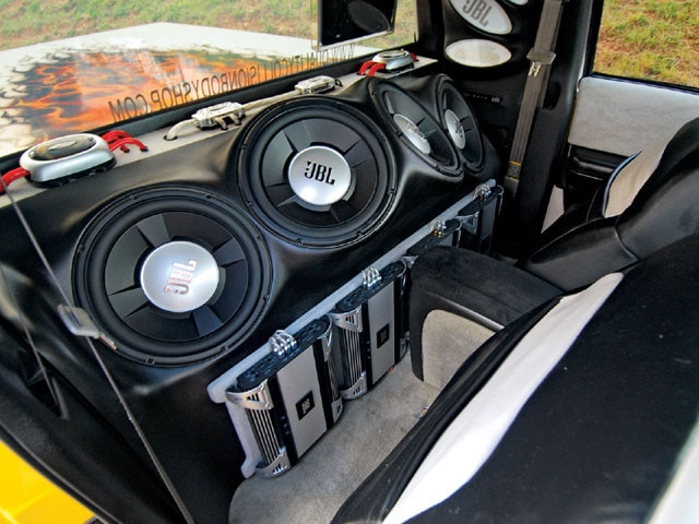 2002 Gmc Sonoma audio System