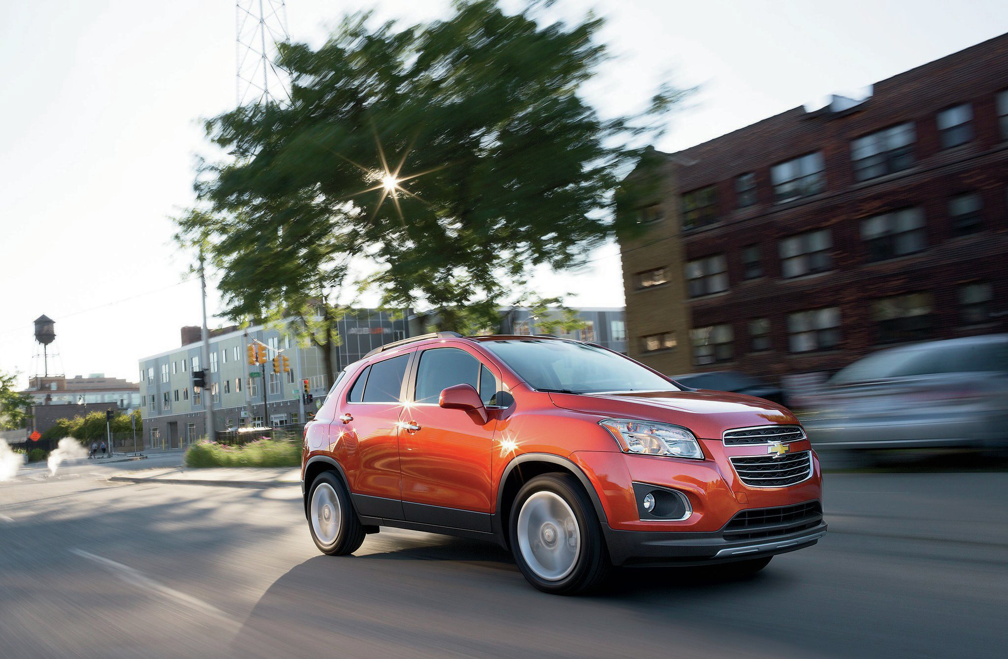 2015 Chevrolet Trax First Drive - Urban Slayer