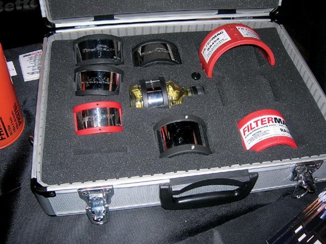 sema Show 2007 filtermag Oil Filter