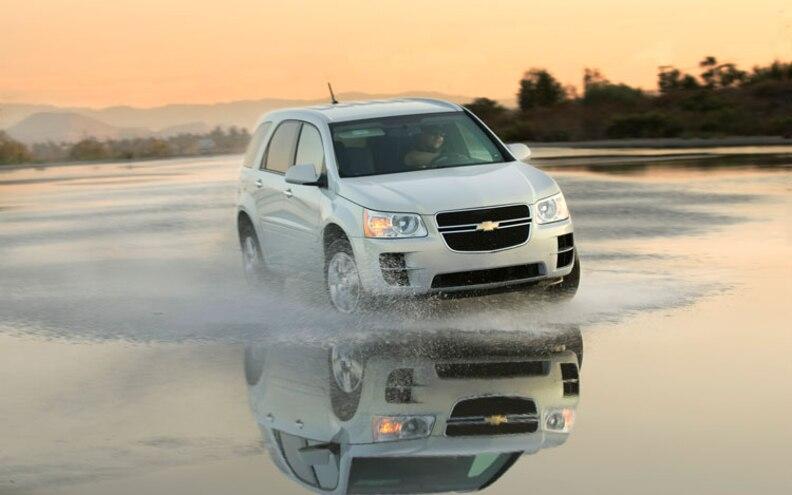 First Test: 2008 Chevrolet Equinox FCV