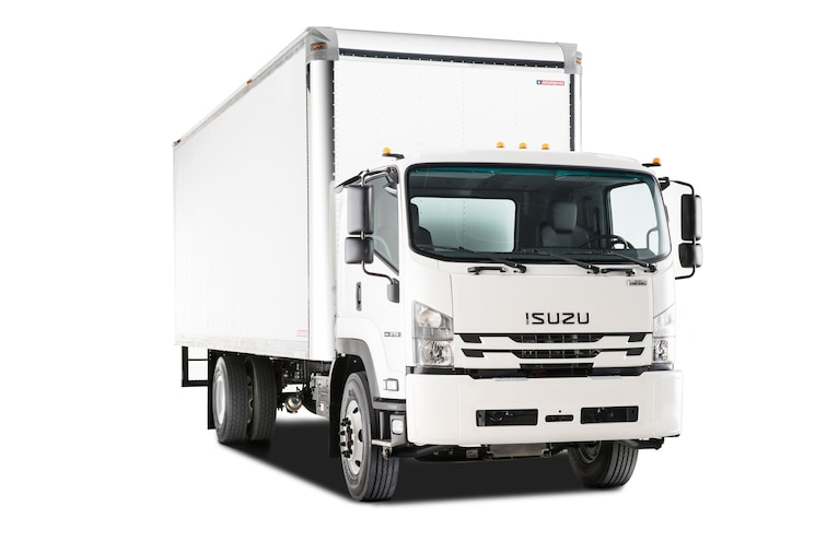 Class 6 Truck Market Moving to Four Cylinder Engines