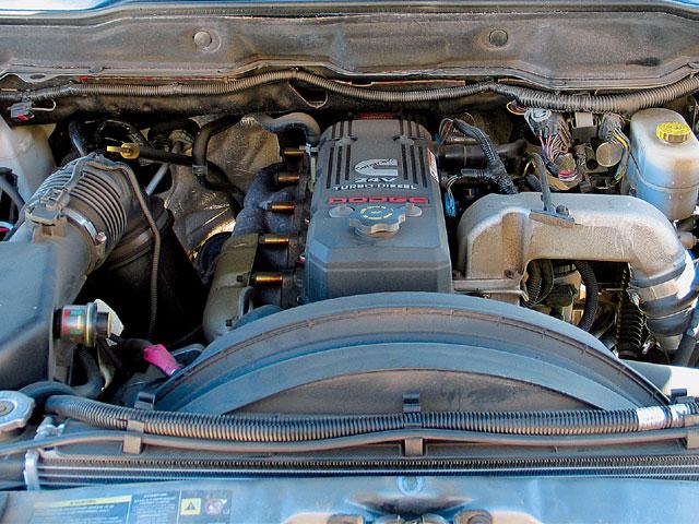 6.7L Vs. 5.9L Cummins Diesel Engines - Dodge Trucks ...