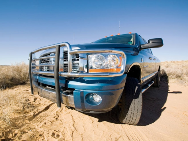 2006 Dodge Ram 766hp Sleeper front Grill