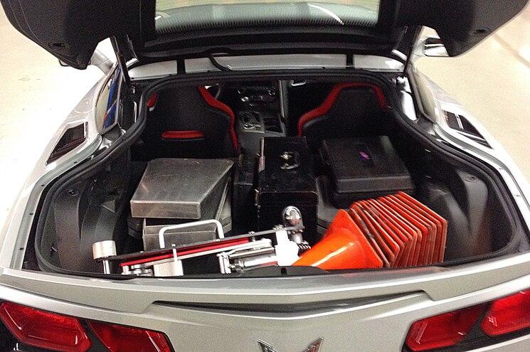 2015 Chevrolet Corvette Stingray Z51 Hatchback