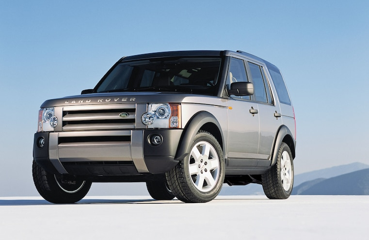Pre-Owned: 2005-2009 Land Rover LR3