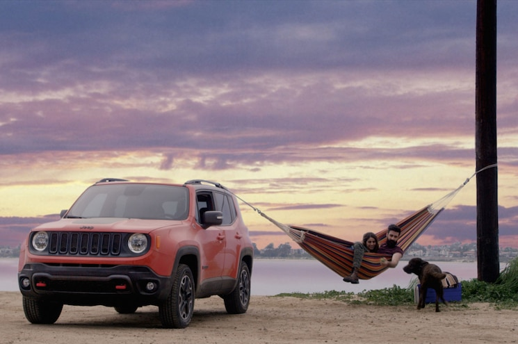 Jeep Partners With Interscope Records for Renegade Launch