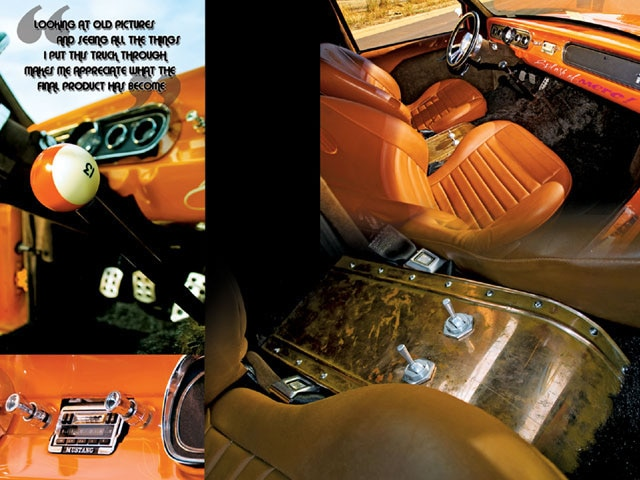 1993 Ford Ranger Splash interior Shots