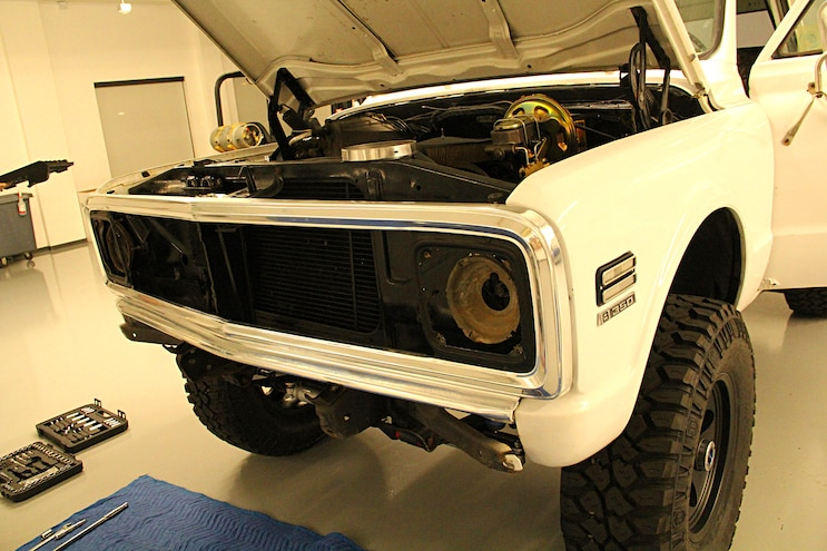 19 1972 Chevrolet Blazer Sublime Blazer Part 2