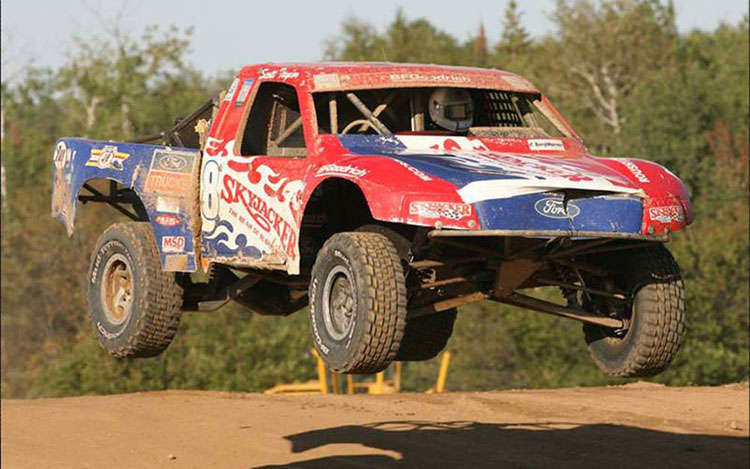 Ford F-150 wins BorgWarner's Manufacturers' Challenge Cup ...