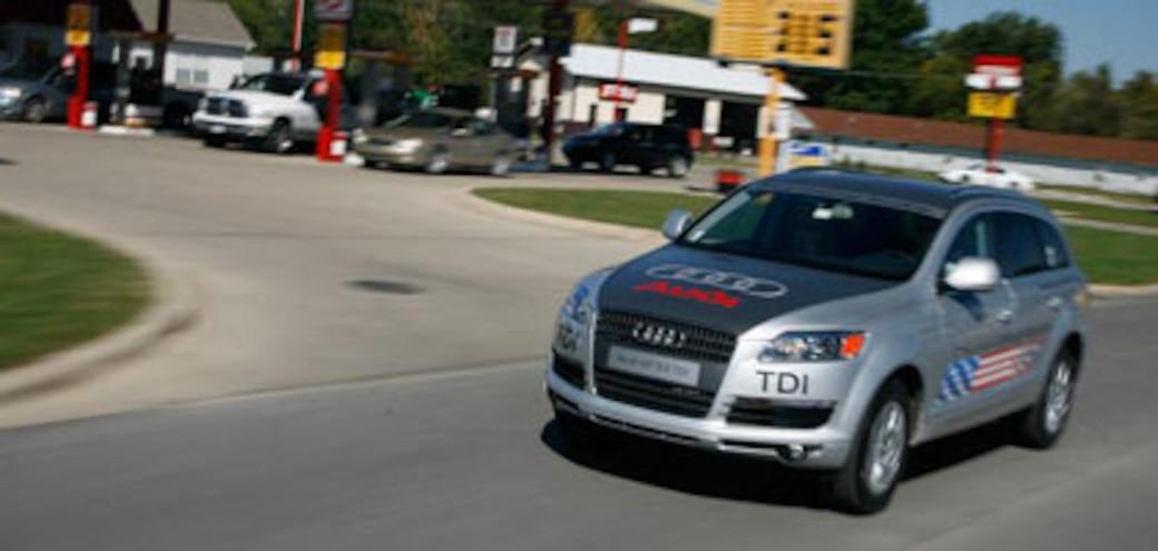 Audi Mileage Marathon Wrap: Q7 TDI Does Fine, but Does Diesel Stand a Chance?