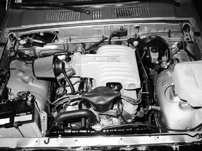Mazda V8 Conversion Kit - Mustang 5 0 Engine Swap - Mini Truckin