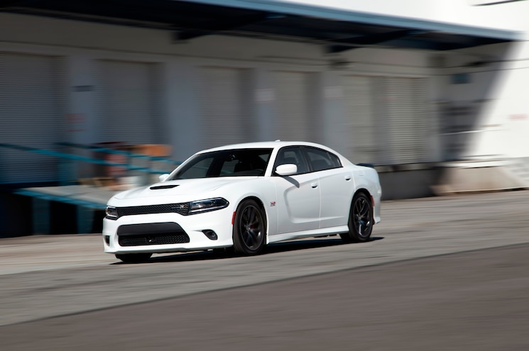 2015 Dodge Charger R/T Scat Pack First Test
