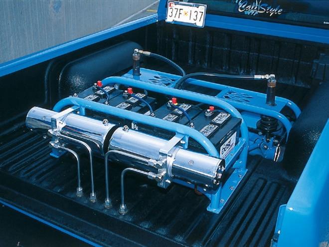 1992 Nissan Hardbody truck Bed