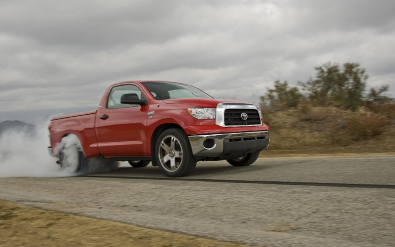First Test: 2008 Toyota Tundra TRD Supercharged