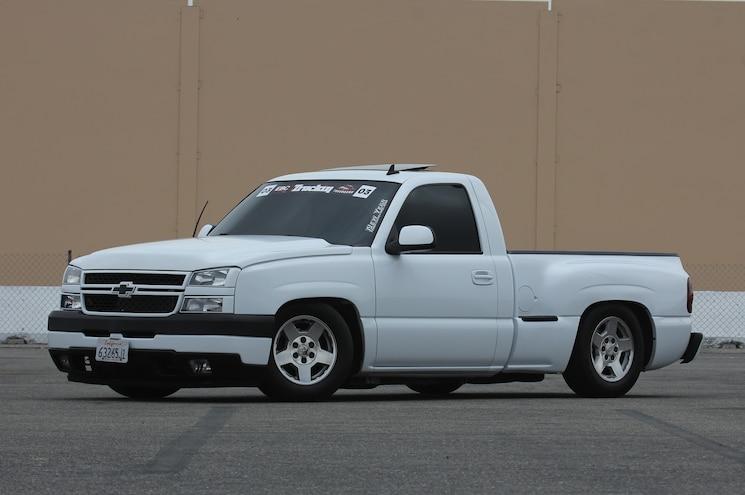 Roger Pineda 2003 Chevrolet Silverado