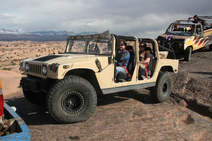H1 Hummer Moab Hells Revenge