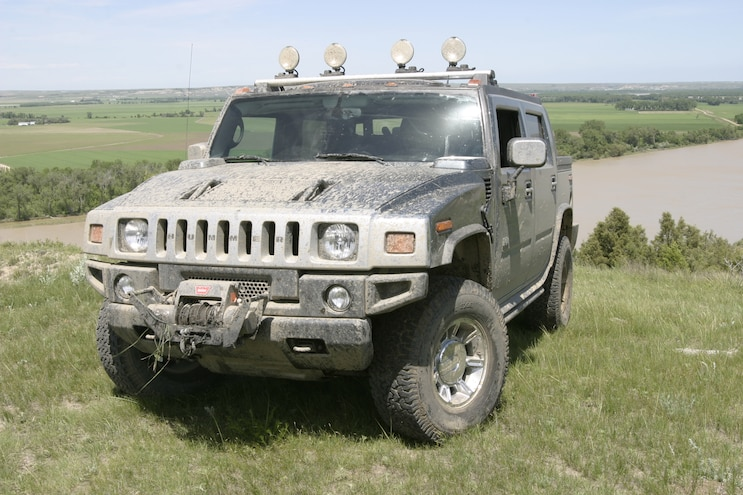 Offroading For A Living Hummer H2 Sut South Dakota