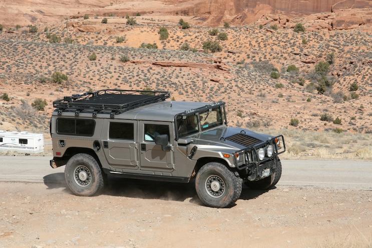 H1 Humm Er Trail Utah