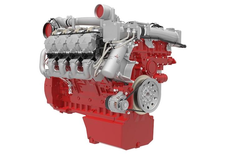 Deutz TCD 16.0L V-8 Agricultural Diesel Engine
