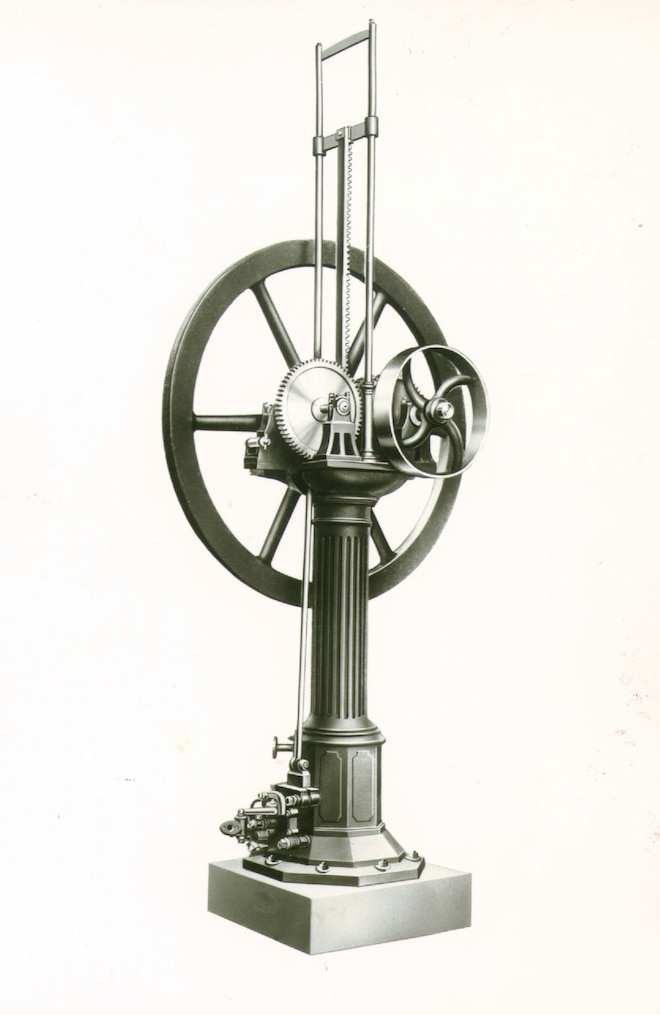 Deutz First Atmospheric Gas Engine