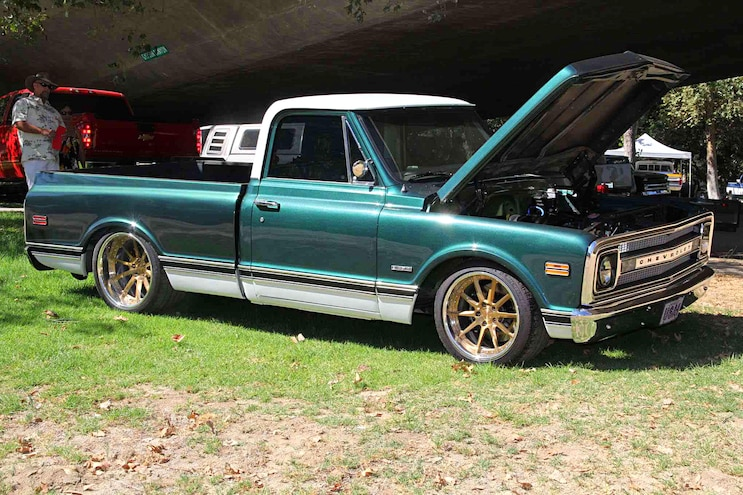 18th Annual Brothers Truck Show and Shine