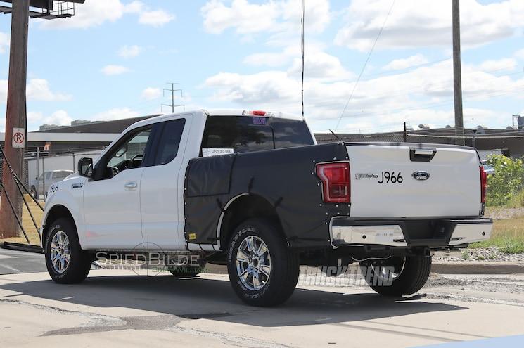 SPIED: Ford F-150 Diesel Testing With 3.0L Diesel