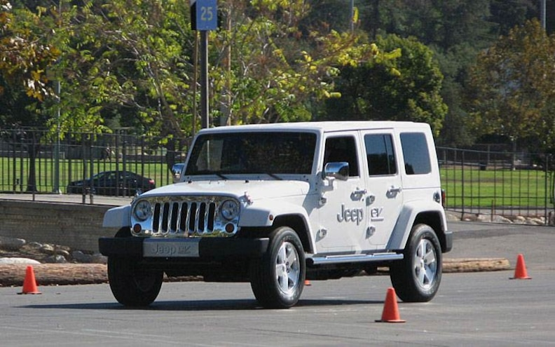 Driving the Jeep Wrangler EV: Can Eco-Friendly and Trail-Rated Co-Exist?