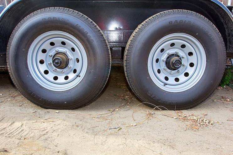 Maxxis M8008 Tire Set