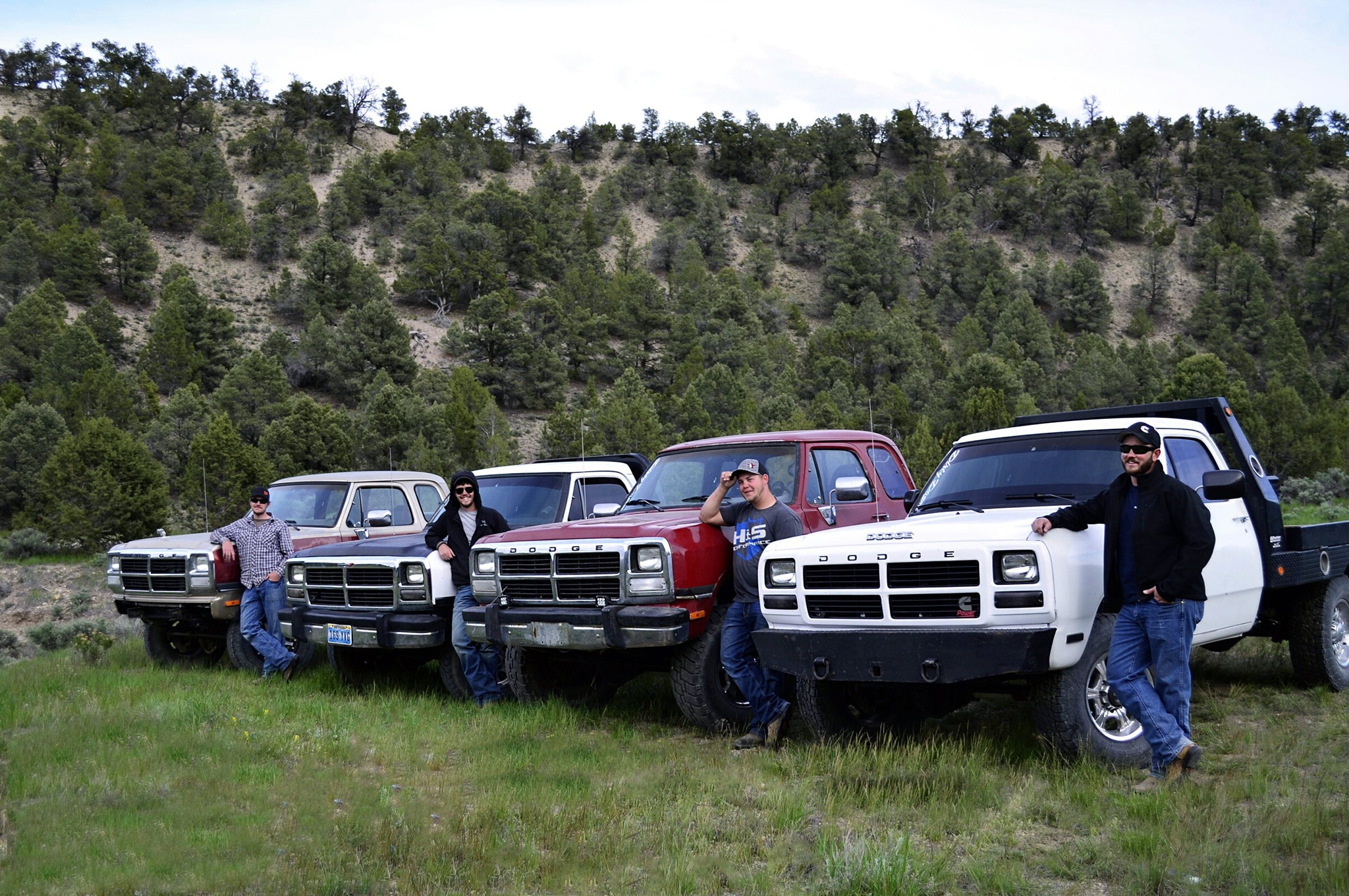 Readers Diesels 2003 Ford F 250 2001 Dodge Ram 2500 2007 Ford F 250 And More