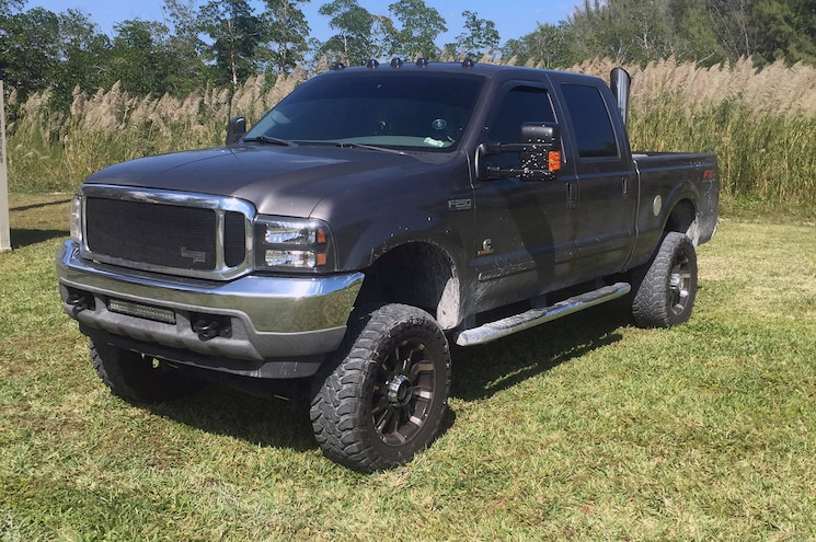 Readers' Diesels: 2003 Ford F-250, 2001 Dodge Ram 2500, 2007 Ford F-250, and More!
