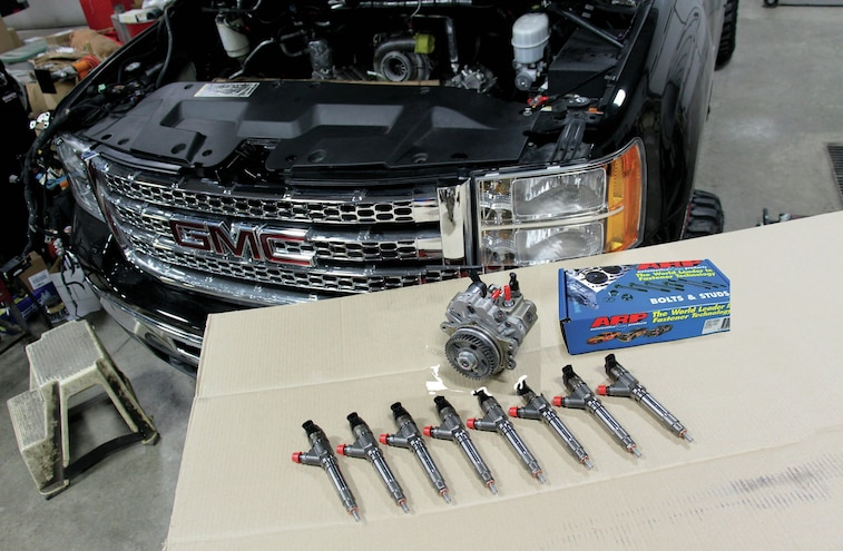 60 Percent Over Exergy Performance Injectors