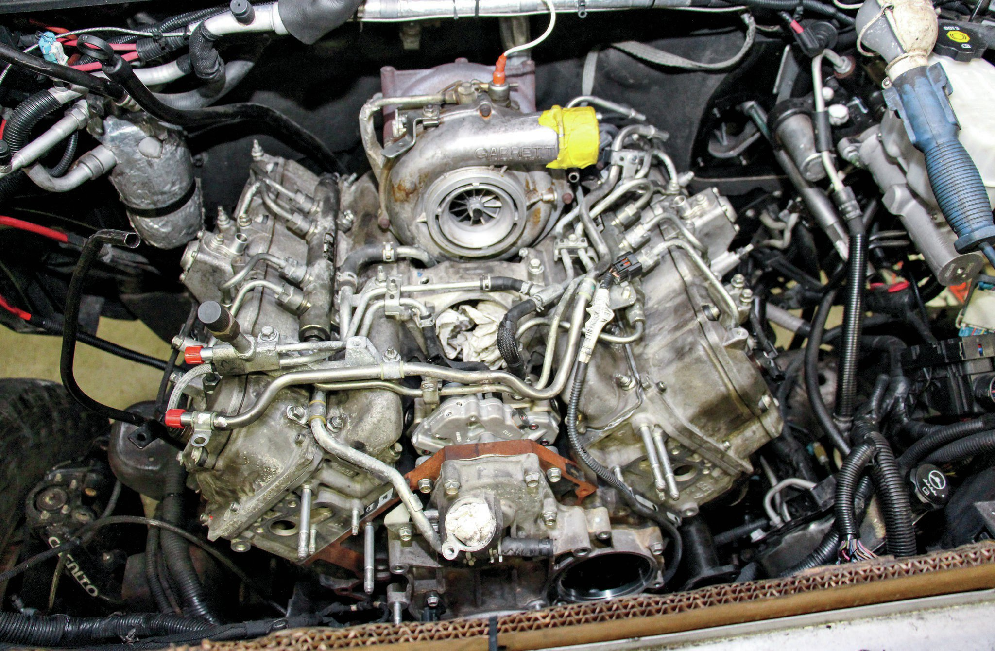 Adding 200 Horsepower To A Potent LMM Duramax Diesel Photo & Image
