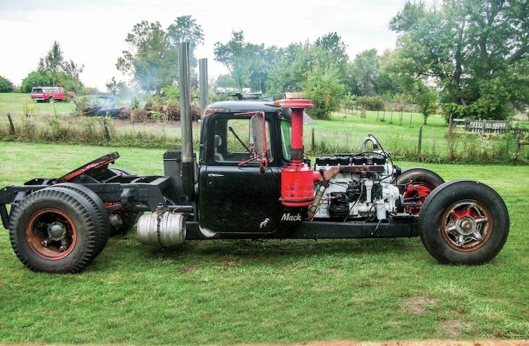 1969 Mack R600